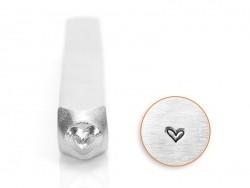 Tampons à frapper - petit coeur IMPRESS Art - 1