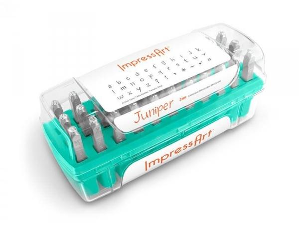 Acheter Tampons à frapper - lettres minuscules Juniper - 73,99€ en ligne sur La Petite Epicerie - Loisirs créatifs