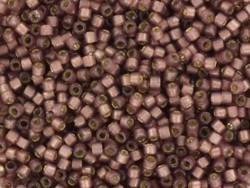 Miyuki Delicas 11/0 - metallic grape, no. 2183