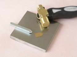 Prägestempel - Schlüssel
