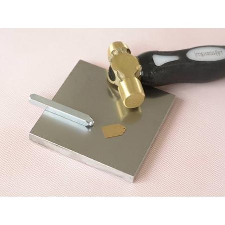 Stamping hammer
