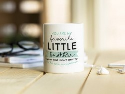 "Mug ""Little brother"""