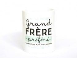 "Mug ""Grand frère"""