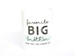 "Mug ""Big brother"" Mr Wonderful  - 1"