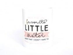 """Mug """"Little sister"""""""