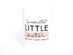 """Tasse - """"Little sister"""""""