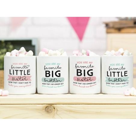 """Acheter Mug """"Little sister"""" - 14,90€ en ligne sur La Petite Epicerie - 100% Loisirs créatifs"""