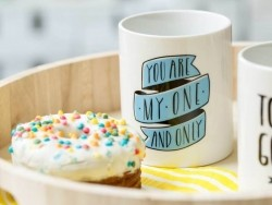"Mug ""You are my one and only"""