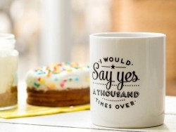 "Mug ""I would say yes a thousand times over"""