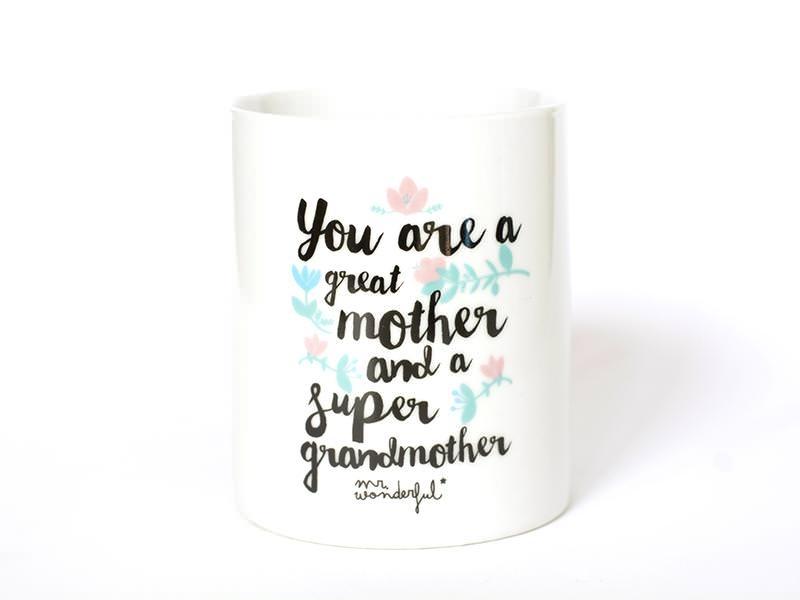 """Mug - """"Great mother"""""""