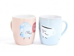 "Duo de mug ""Coffee"""