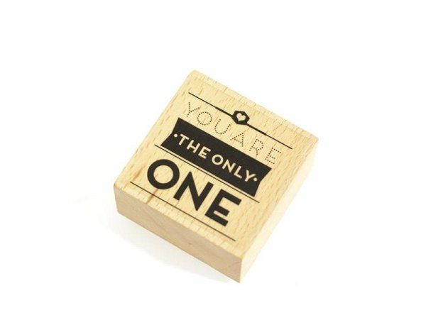 """Stamp - """"Only one"""""""
