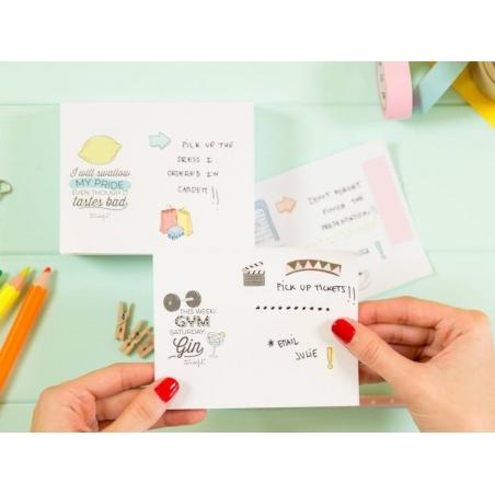 Acheter Bloc note à super résolutions en anglais - 11,90€ en ligne sur La Petite Epicerie - 100% Loisirs créatifs