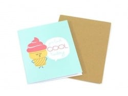 "Carte ""Cool"" Mr Wonderful  - 1"