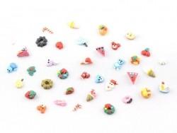 Acheter lot de 24 sucreries miniatures dans leur boîte. - 7,98€ en ligne sur La Petite Epicerie - 100% Loisirs créatifs