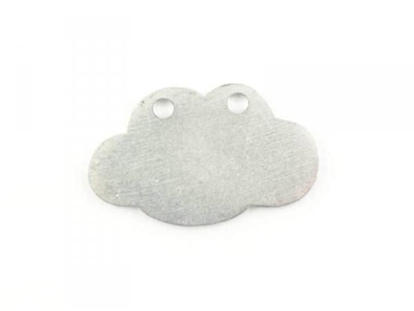 Acheter Plaque à frapper nuage - argenté - 2,75€ en ligne sur La Petite Epicerie - 100% Loisirs créatifs