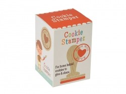 Biscuit stamp (5.5 cm) - Made with love