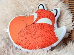 Coussin Rusty the Fox