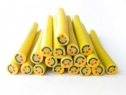 Smileycane - gelb und verliebt