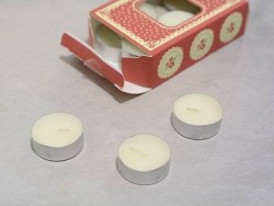 12 bougies chauffe plat