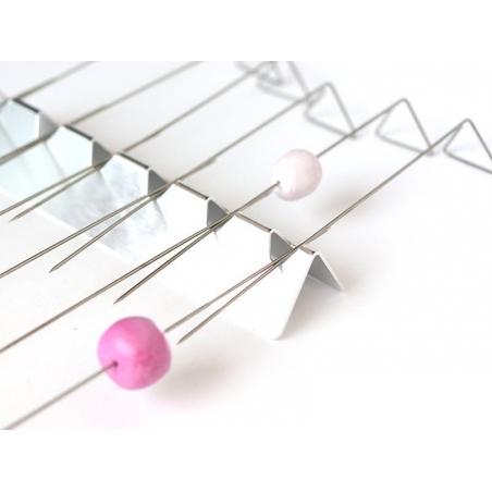 Support  pour la cuisson de perles d'argile