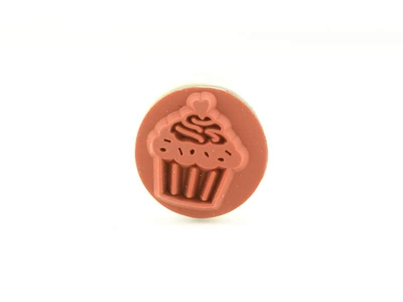Mini stamp - cupcake