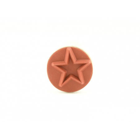 Mini tampon - étoile