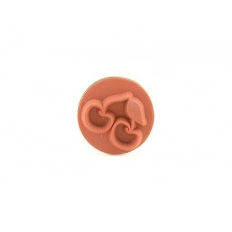 Mini tampon - cerise