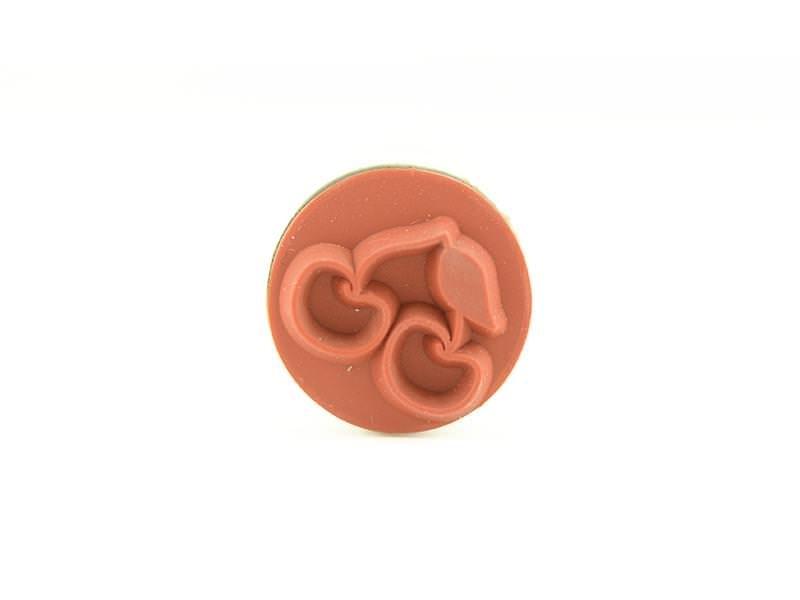 Mini stamp - cherry