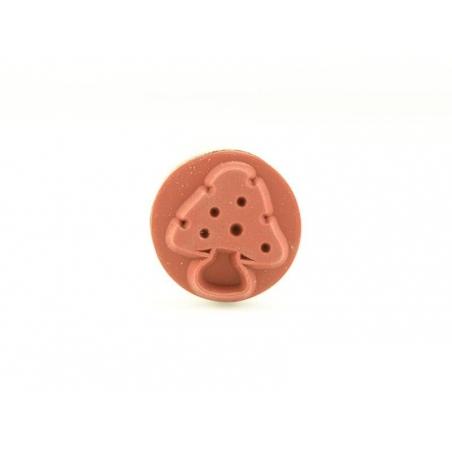 Mini tampon - champignon