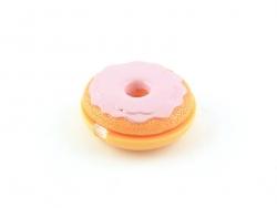 Gloss donut glaçage rose