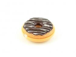 Gloss donut glaçage chocolat et nappage