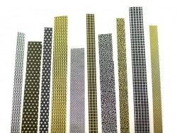 Acheter Bandes de papier Origami - noir magnétique - 8,95€ en ligne sur La Petite Epicerie - Loisirs créatifs
