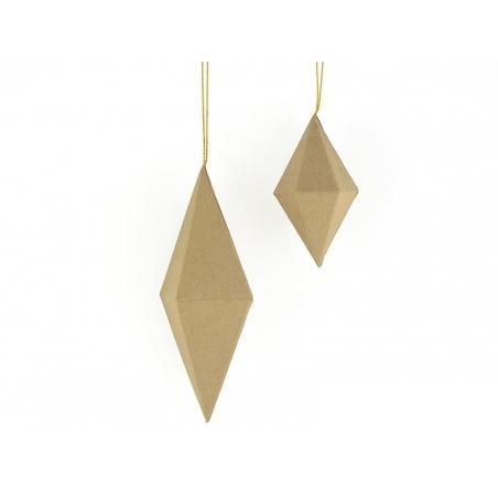 Diamant à suspendre - 15 cm