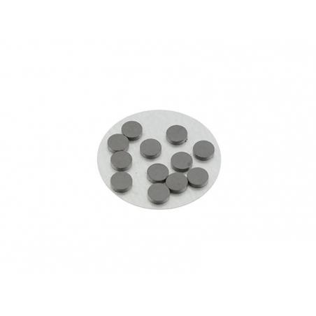Acheter 12 aimants ronds - 2,59€ en ligne sur La Petite Epicerie - Loisirs créatifs