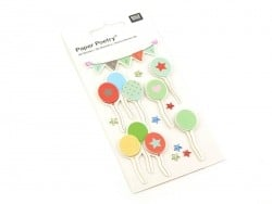3-D stickers - Balloons