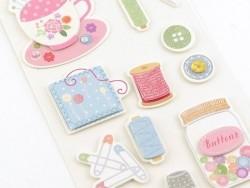 Stickers 3D - Accessoires couture