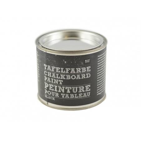 Acheter Peinture ardoise pour tableau - noir - 250 ml - 12,00€ en ligne sur La Petite Epicerie - Loisirs créatifs