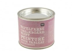 Blackboard paint - pink