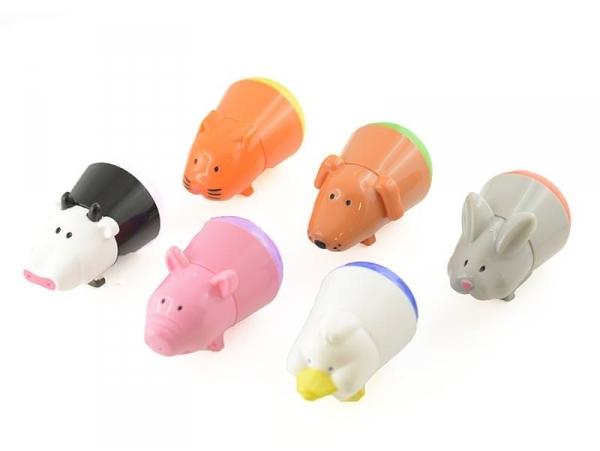 Acheter 6 feutres pour enfant - animaux de la ferme - 13,90€ en ligne sur La Petite Epicerie - Loisirs créatifs