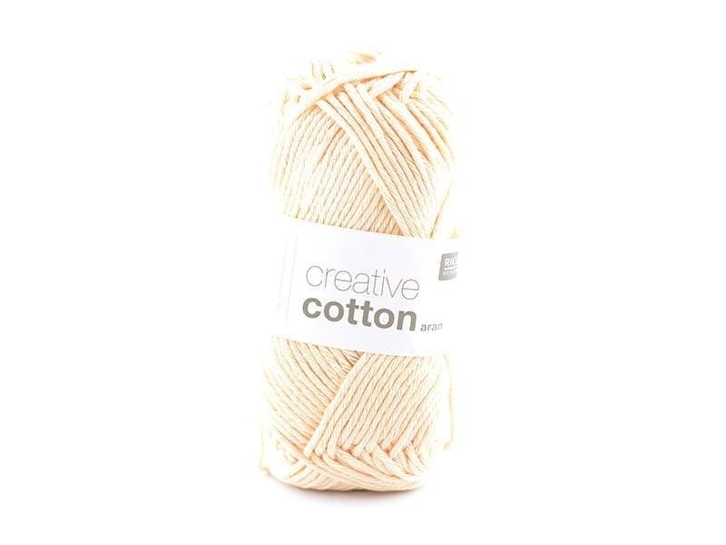 """Acheter Coton à tricoter """"Creative Cotton"""" - poudre 61 - 2,79€ en ligne sur La Petite Epicerie - Loisirs créatifs"""