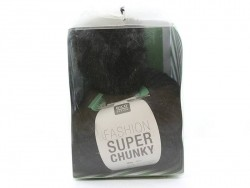 Kit crochet chunky - bonnet marine Rico Design - 2