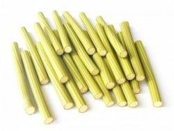 Cane courgette pelée -  - en pâte fimo - modelage