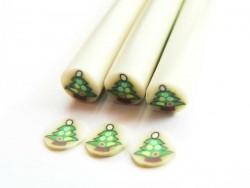 Weihnachtsbaumcane - bunte