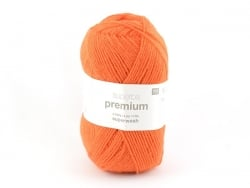 "Laine à tricoter ""Superba Premium"" - Orange"