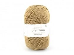 """Laine à tricoter """"Superba Premium"""" - Camel"""