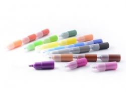 21 stackable markers