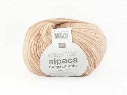 Laine à tricoter Essentials Alpaga Blend Chunky - Poudre