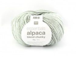 "Knitting wool - ""Essentials - Alpaca Blend Chunky"" - Aqua"