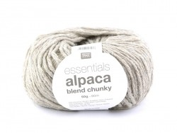 "Knitting wool - ""Essentials - Alpaca Blend Chunky"" - Pebble"